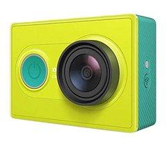 Экшн-камера YI Action Camera Basic Edition Green (Зеленый)