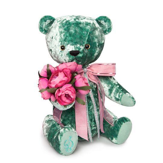 Медведь БернАрт изумрудный