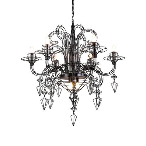 Подвесной светильник копия GLORIA by Forestier (черный)