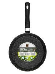 Сковорода блинная DARIIS с 3-х слойным антипригарным покрытием БВР-24 серия Гранит Мечта диаметр 24 см