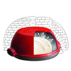 Форма с куполом Set Pain для хлеба Emile Henry (гранат-базальт)