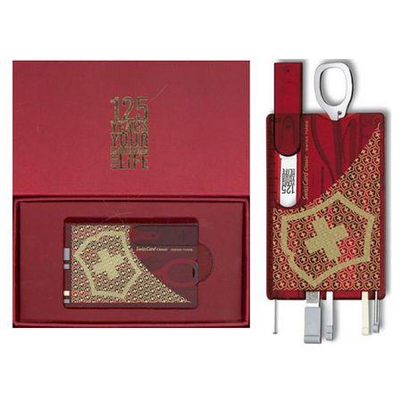 SwissCard Ruby 125th Victorinox (0.7100.TJ09)