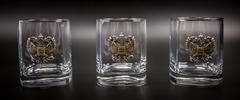 Подарочный набор стаканов для виски «Российский стандарт», фото 5