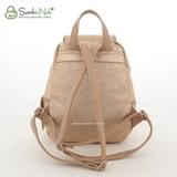 Сумка Саломея 502 диско золотой (рюкзак)