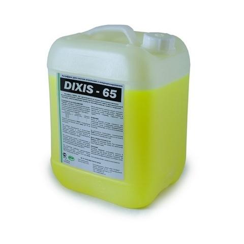 Антифриз для систем отопления DIXIS-65, 20 кг.