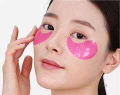 MEDI-PEEL Hyaluron Rose Peptide 9 Ampoule Eye Patch патчи для глаз