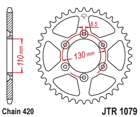 JTR1079