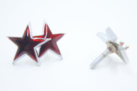 Звезда капота Зим