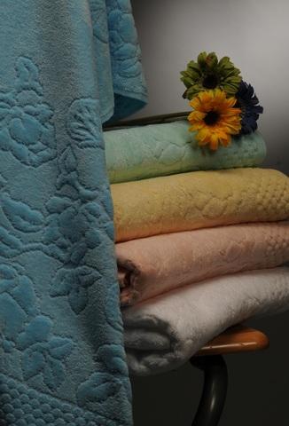 Махровое банное полотенце BORBOLETAS Buddemeyer 70х140
