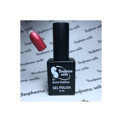 Bagheera Nails BN-105 гель-лак с блёстками 10 мл
