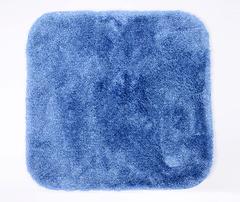 Коврик для ванной WasserKRAFT Wern Dark Blue BM-2504 55х57 см