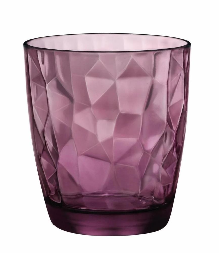 Стаканы Стакан 305мл Bormioli Rocco Diamond Rock Purple big116585.jpg