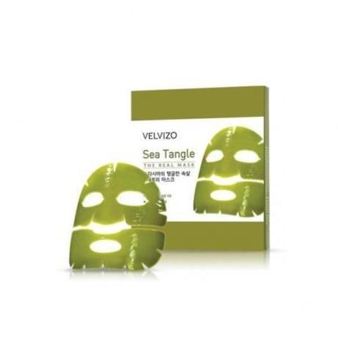 VELVIZO Sea Tangle  Гидрогелевая маска для лица с экстрактом 7-ми морских водорослей