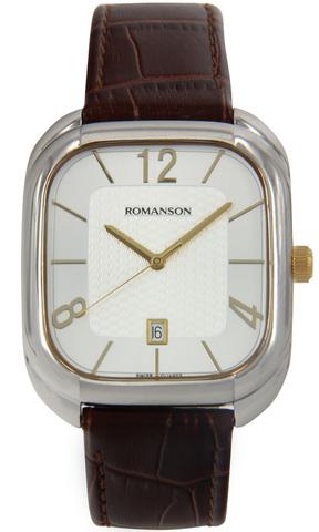 Купить Наручные часы Romanson TL1257 MC WH по доступной цене