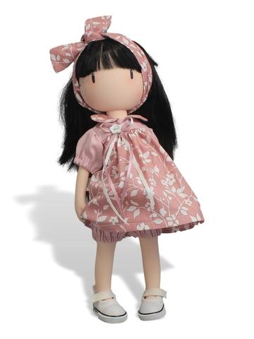 Комбинезон и платье - На кукле. Одежда для кукол, пупсов и мягких игрушек.