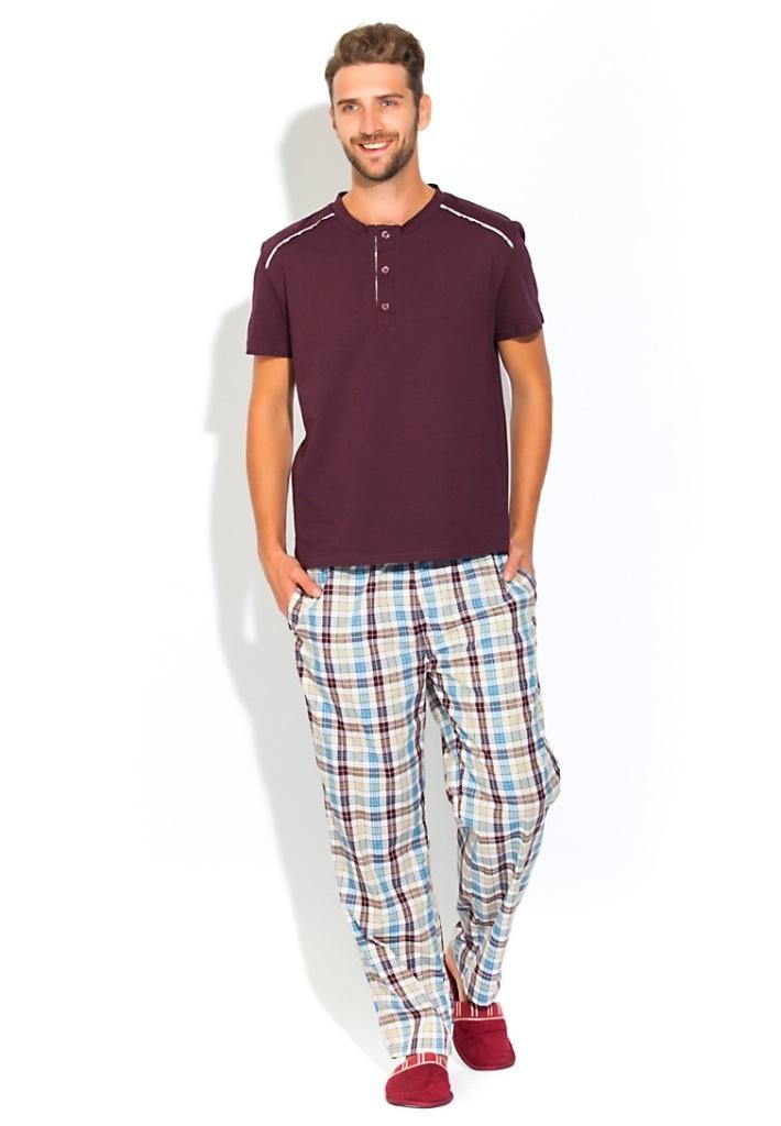Пижамы мужские. костюмы и брюки Домашний костюм  пижама BOSS №25 PECHE MONNAIE BOSS__25.jpg
