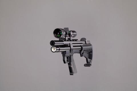 Винтовка пневматическая RAR VL-12 Буллпап калибр 5,5 мм (520мм ) ствол Goodbarell