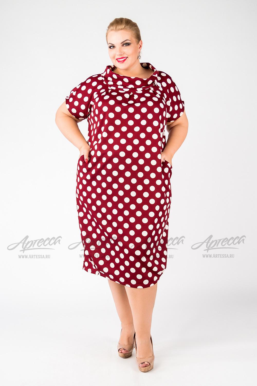 Платья Платье PP20408PEA28 в белый горох img_0342_343.1000x1500w.jpg
