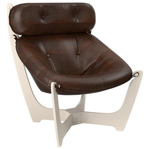 Кресло для отдыха Комфорт Модель 11 дуб шампань/Antik Crocodile