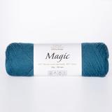 Пряжа Infinity Magic 6545 петроль
