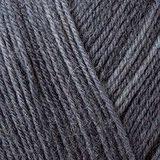 Пряжа Schachenmayr Regia 4-fadig Color 01933 серый/темно-коричневый/темно-серый