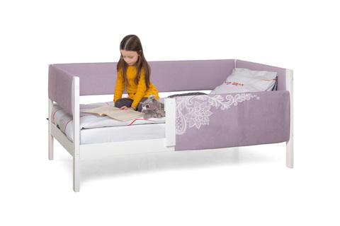 Комплект мягких бортиков для кроватки Scandi