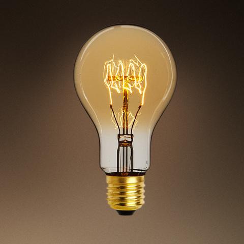 Набор ламп Pear 40W E27 (6 шт.)