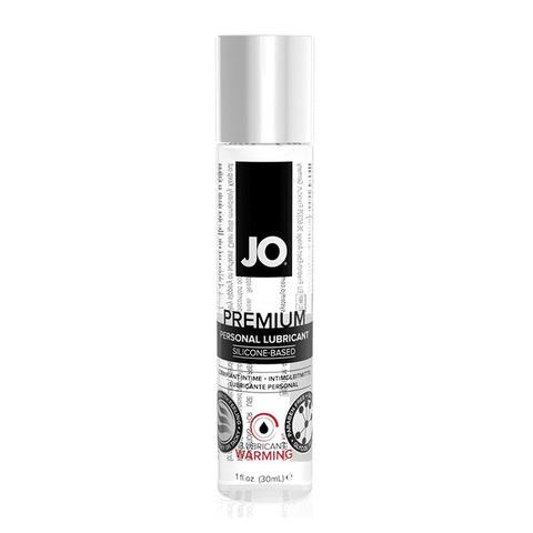 JO Premium Warming, 30 ml Классический возбуждающий лубрикант на силиконовой основе с согревающим эффектом