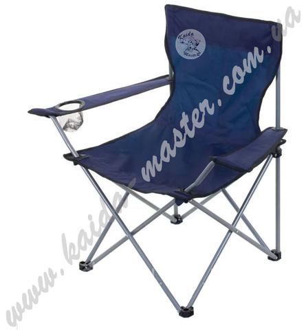Кресло туристическое складное с подлокотниками 50*60*95 см