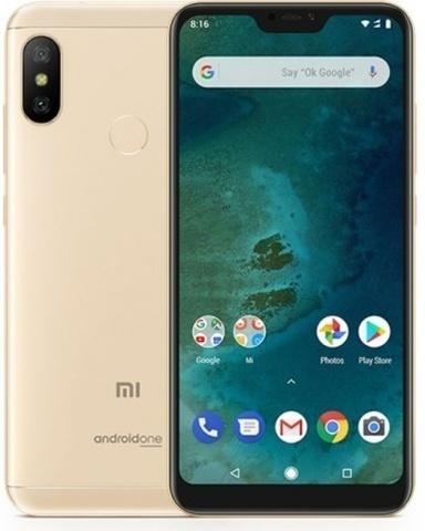 Xiaomi Mi A2 Lite 3/32gb Gold gold20181123-11586-1e4qd78.jpeg