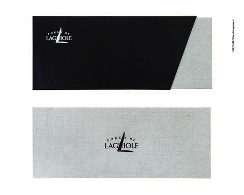 Набор из 2 столовых ножей, Forge de Laguiole, дизайн Eric RAFFY T2 RAFFY N