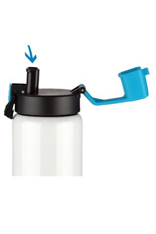 Термос (сититерм) Арктика (0,4 литра), голубой