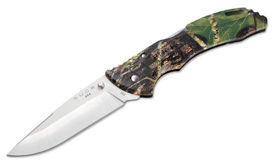 Нож BUCK модель 0286CMS Bantam BHW Camo