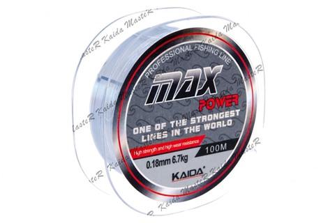 Леска MAX POWER KAIDA YX-208-25