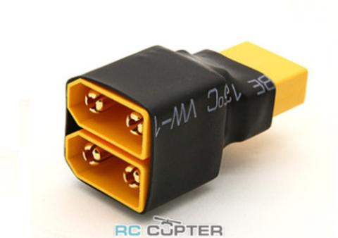 Параллельное подключение XT60 для АКБ