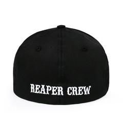 Кепка  REAPER CREW (Бейсболка Воины Света) черная