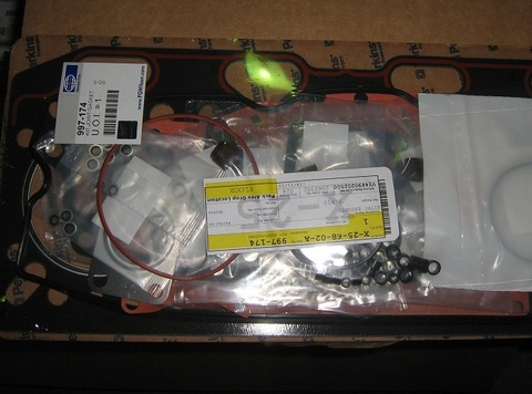 Комплект прокладок / KIT,JOINT/GASKET АРТ: 997-174