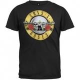 Футболка Мужская Guns N' Roses - Bullet Logo