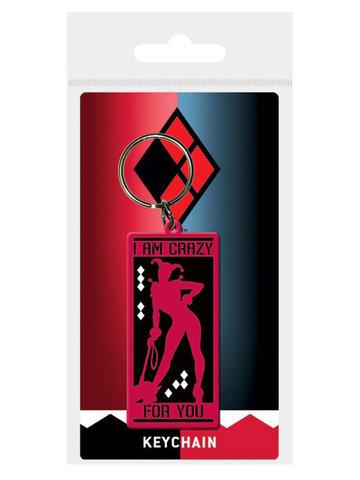 Брелок Harley Quinn (Retro) RK38990C