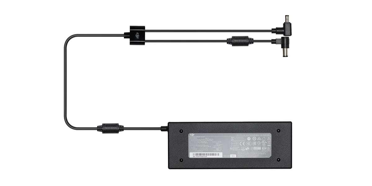 Сетевой адаптер DJI Inspire 2 180W Power Adaptor (standard version) (without AC cable) (PART16)