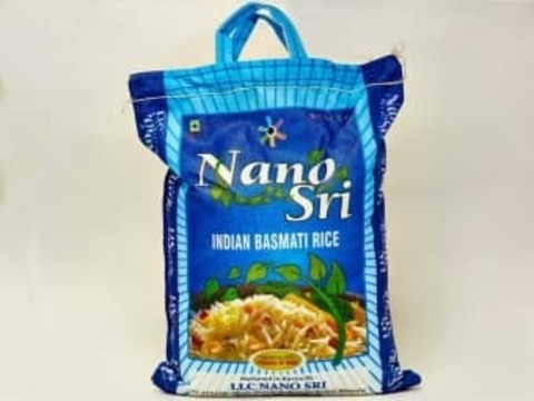 Рис Басмати Nano Sri, 1 кг (Индия)