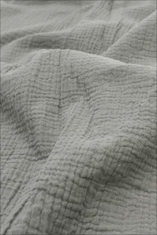 Ткань муслиновая,пепельный