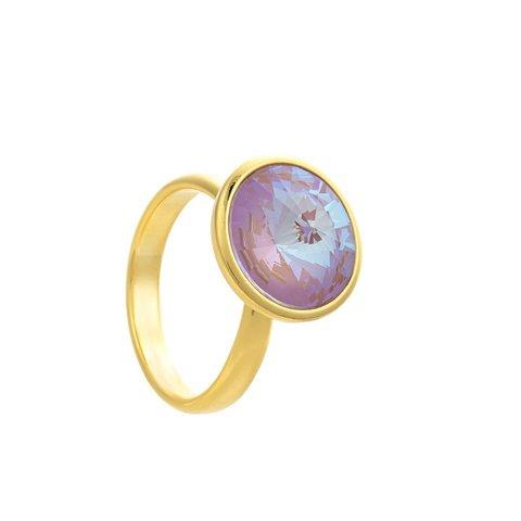 Кольцо Lavender Delight K1802.10 V/G