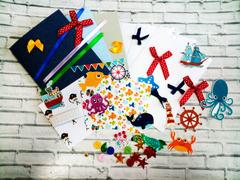036-5518 Набор для изготовления 3 открыток