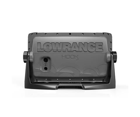 Lowrance HOOK 2-9 TRIPLESHOT US COASTAL/ROW Эхолот для рыбалки