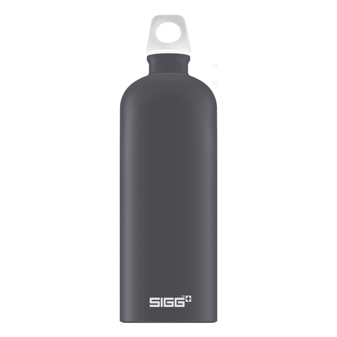 Бутылка Sigg Lucid Shade Touch (1 литр), серая
