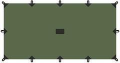 Тент Talberg 3X5М зелёный