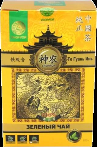 Чай улун Shennun Те гуань инь 100 г