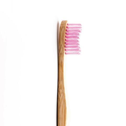 Зубная щетка для взрослых Humble Brush Adult (Фиолетовая, средняя жесткость)
