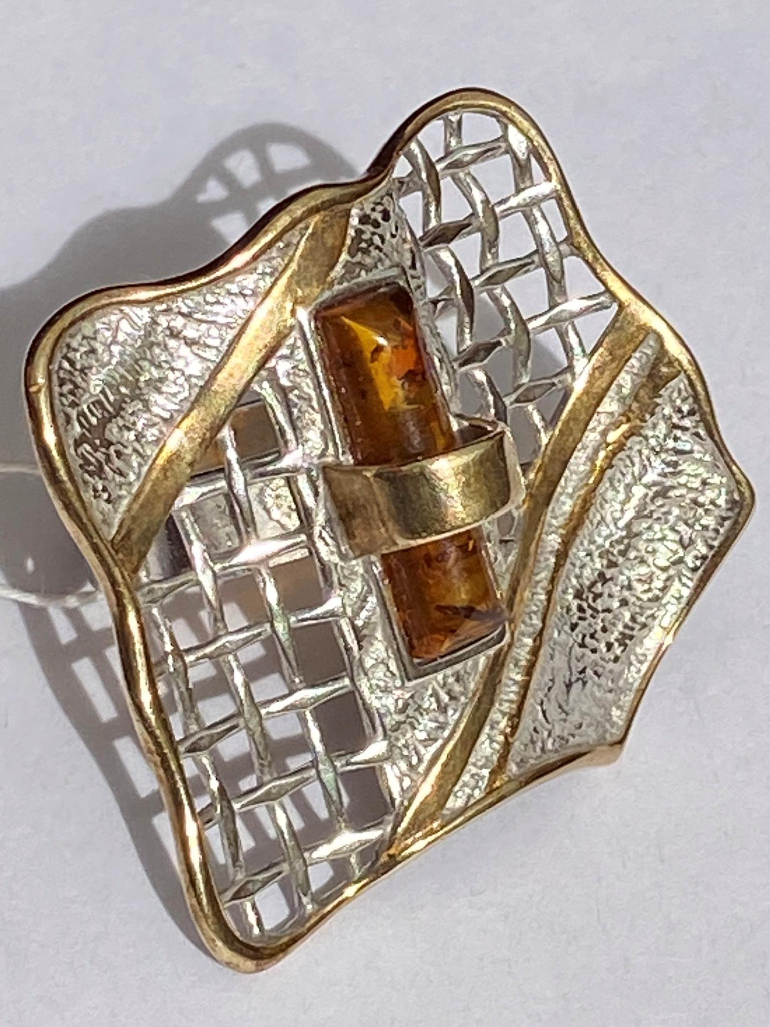 Тоскана (кольцо  из серебра)
